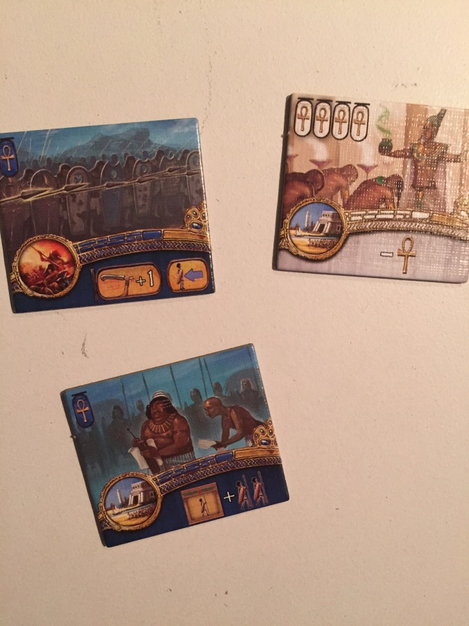 Kemet power tiles