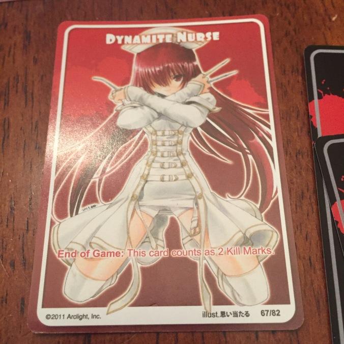 Dynamite Nurse 03